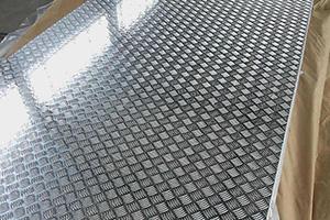 Leading Manufacturer for Aluminum Tube Fitting - Aluminum embossed sheet – Wanlutong