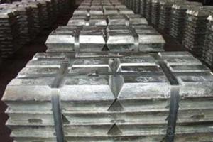 China Factory for Gold Bar Shape Metal Usb - Zinc ingot – Wanlutong